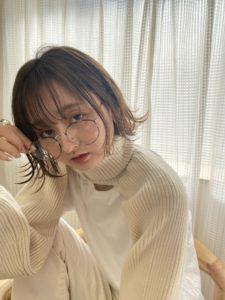 春夏トレンド☆抜け感ナチュラルボブ